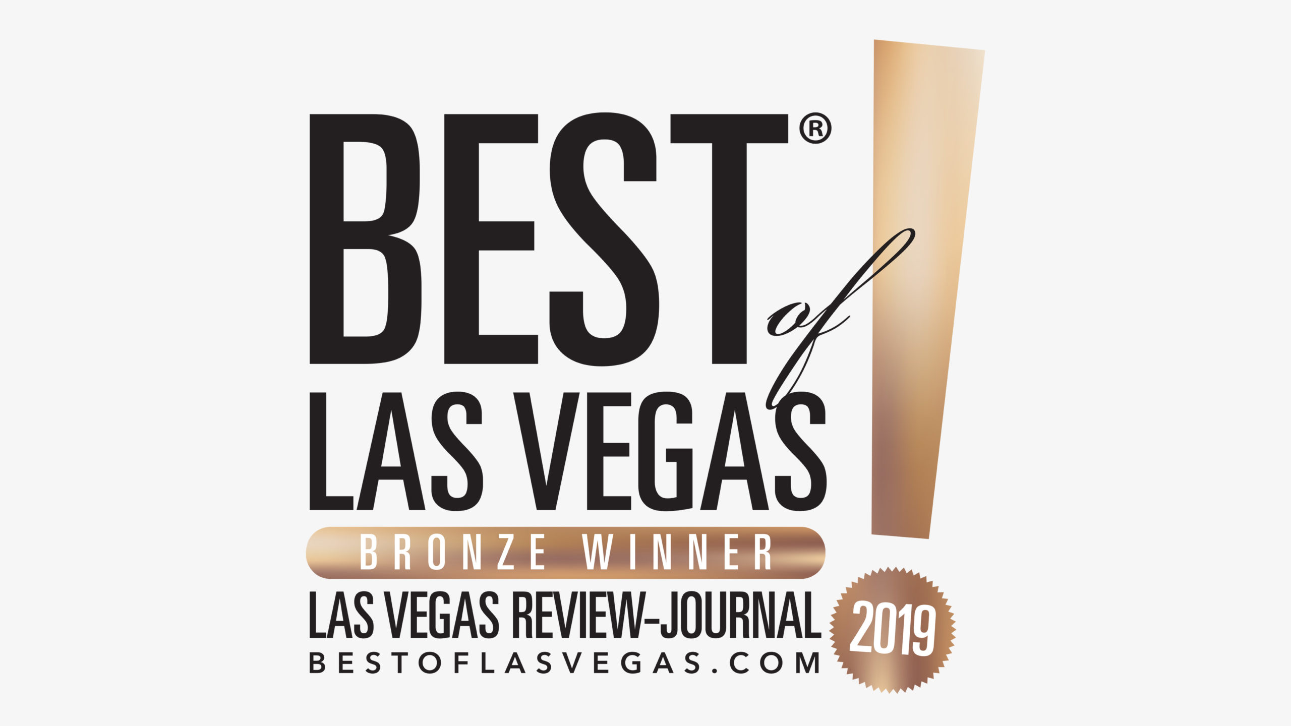 Best Of Las Vegas Bronze Winner2019 Logo