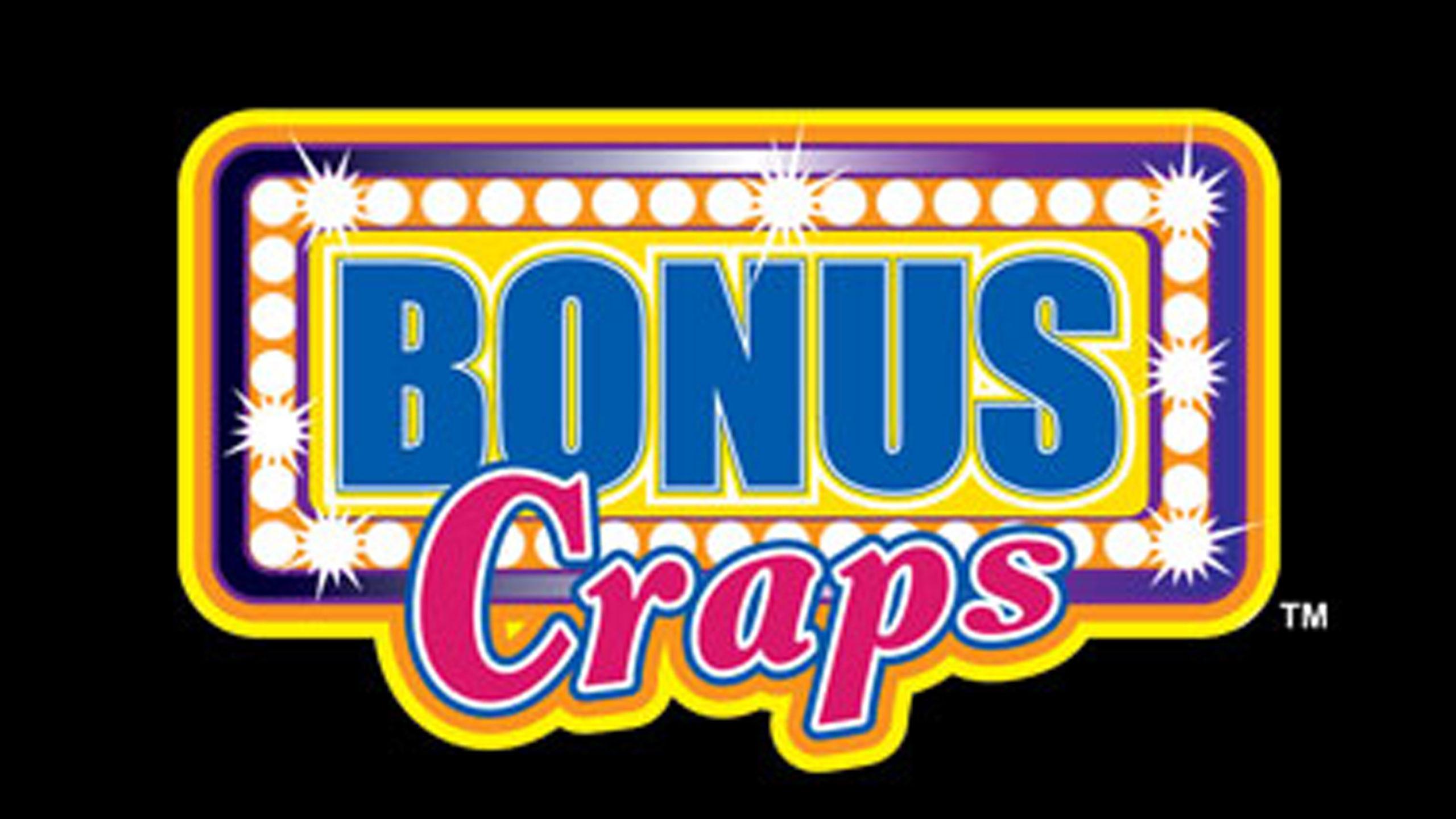 Bonus Craps logo