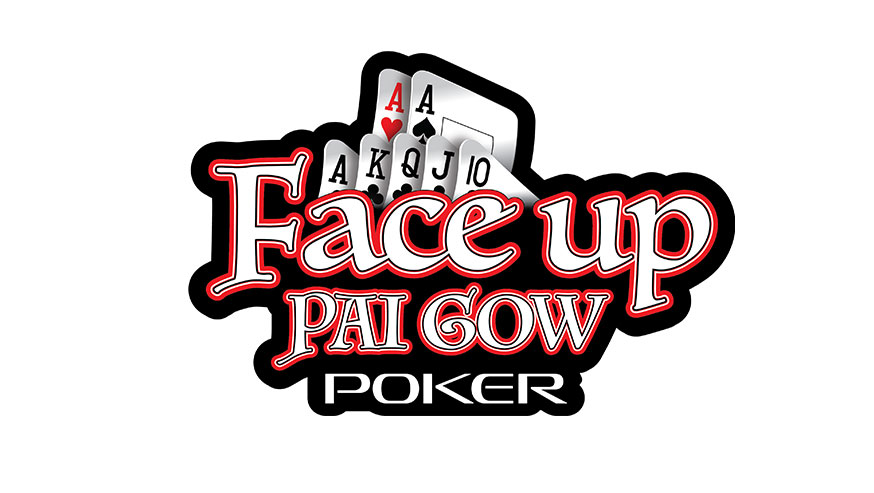 Face Up Pai Gow Poker Logo