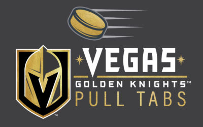 Vegas Golden Knights Pull Tabs