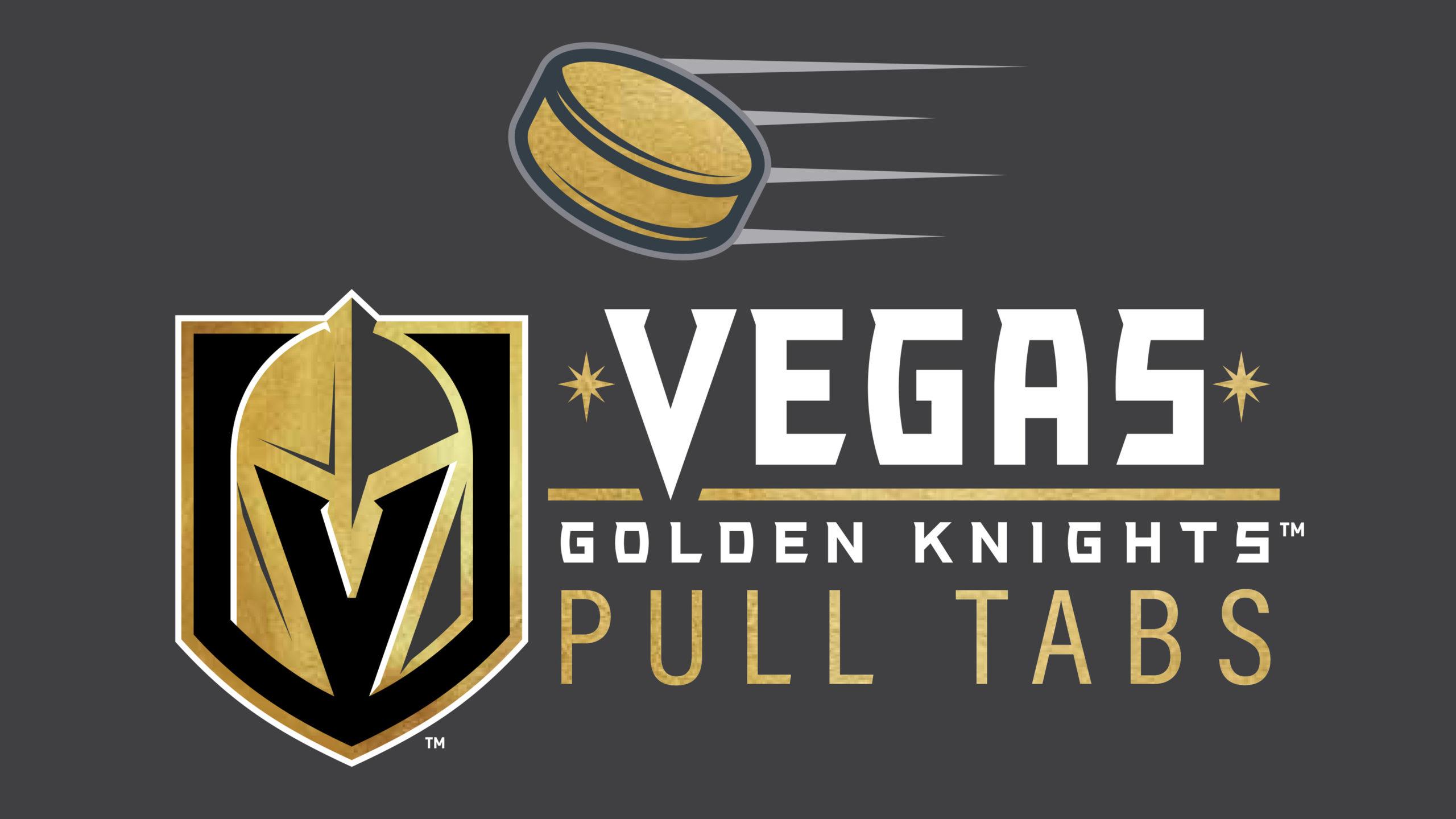 Vegas Golden Knights Pull Tab logo