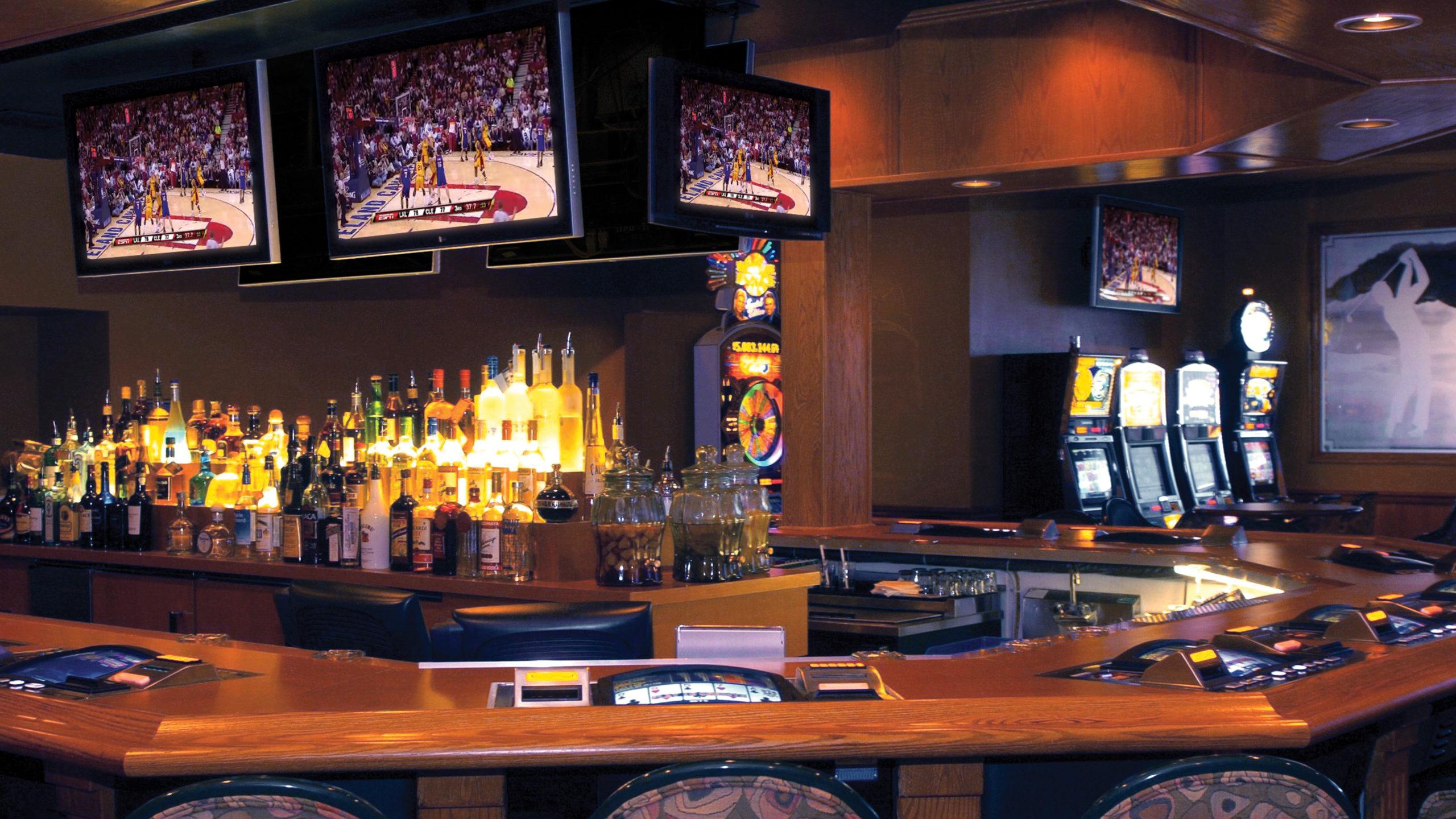 The Greens Bar